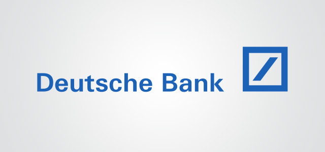 The Deusche Bank logo