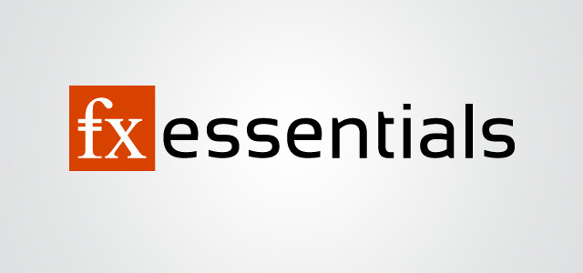 FXessentials logo designed by Adam Sofineti