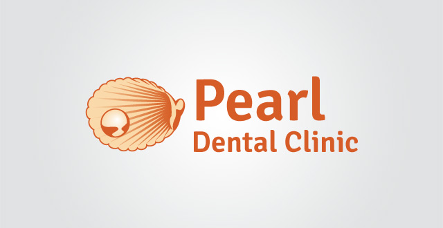 Logo designed for Pearl Dental Clinic