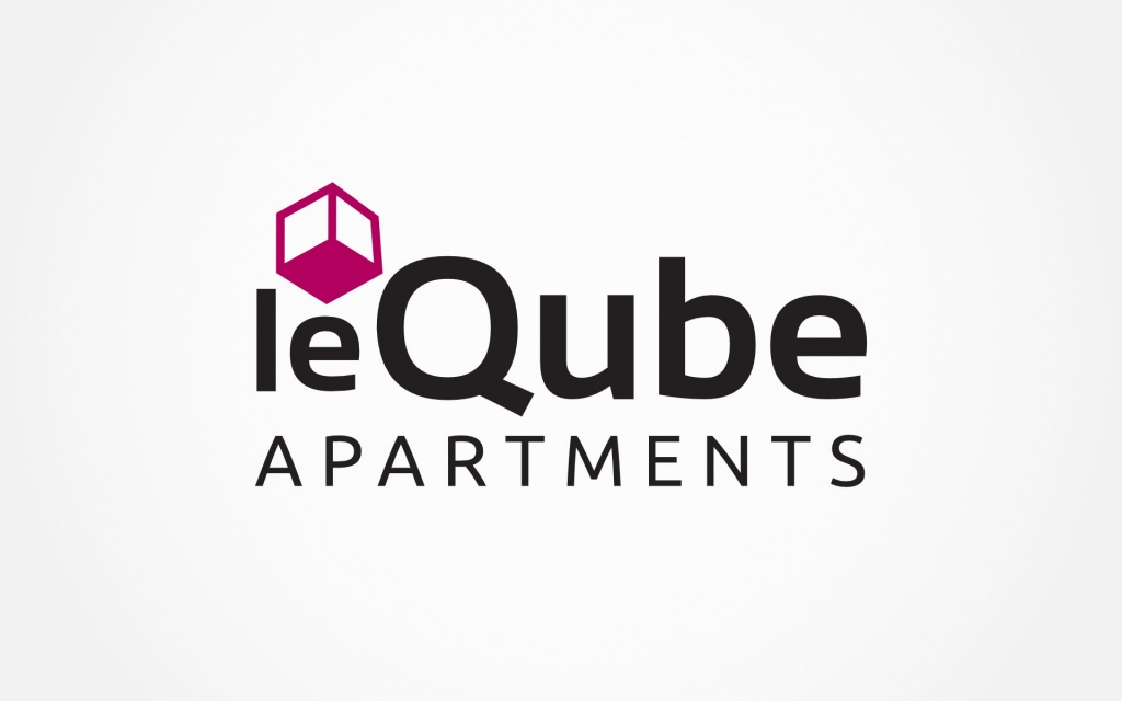 LeQube Apartments Logo